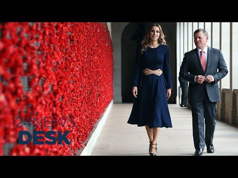 Jordan's Queen Living Lavishly Despite Economic Troubles?