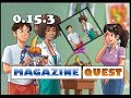 Summertime Saga Magazines Quest | 0.16.1 | Miss Ross | Making Collage | Compete Walkthrough