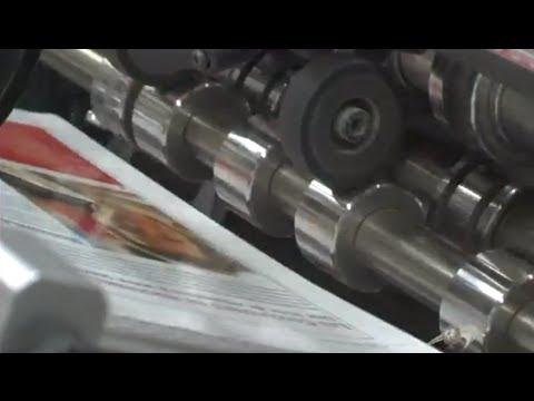 Vidéo Sur Le Monde De L'impression Avec Le Prof Albert - Imprimerie Chicoine