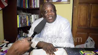 Real Reason Oba of Lagos was humiliated  Oshiomhole39s house -- Prophet Tibetan