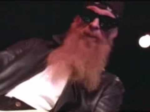 ZZ Top She Just Killing Me (Music Video)