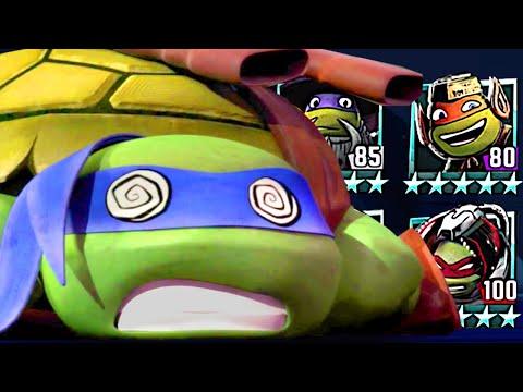 Ninja Turtles Legends PVP HD Episode - 1000 #TMNT