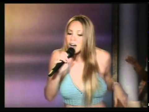 Heartbreaker Remix Live Oprah