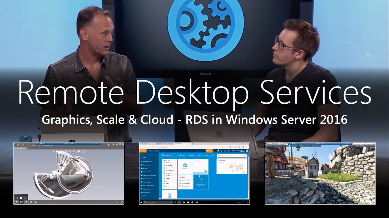 The latest updates to Microsoft's Remote Desktop Services