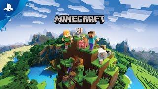 Minecraft Bedrock   Релизный трейлер   PS4