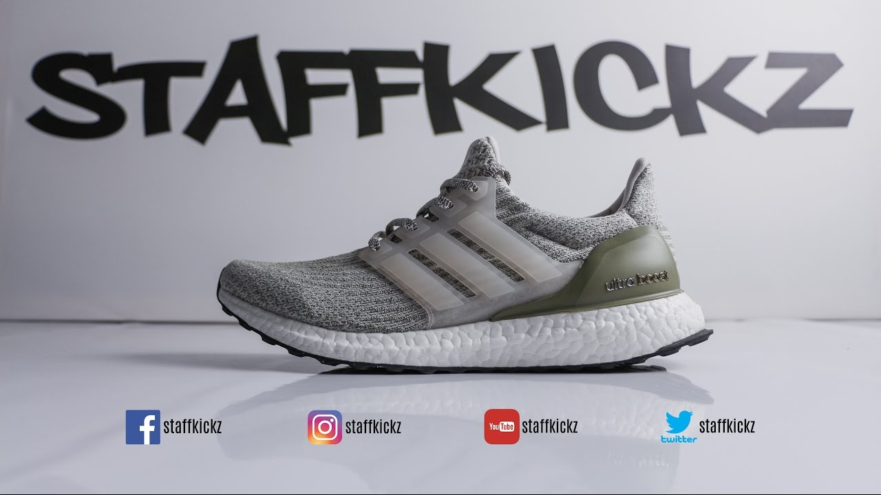 adidas ultra boost youtube