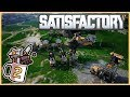 Satisfactory - #2 - Mining Solution Systems - Let's Play / Gameplay / Construction
