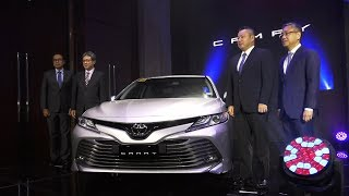 Auto Focus | Special Feature: All-New Toyota Camry Launch