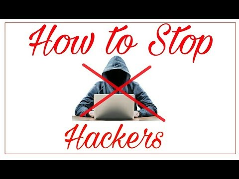 How to protect yourself from hackers | Tech Support | Tech | share | tips and tricks |