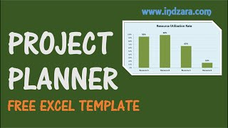 Project Planner (basic) Excel Template