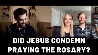 Why Do Catholics Pray the Rosary?