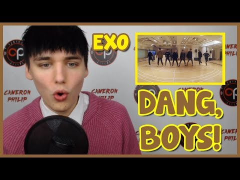 EXO - ELECTRIC KISS DANCE PRACTICE REACTION [FOOTWORK]