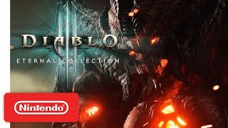 Diablo III Eternal Collection - Announcement Video - Nintendo Switch thumbnail