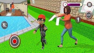 Download Scary Evil Teacher 3D Creepy Games : New Levels Unlocked Gameplay (Android,iOS)