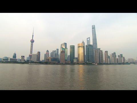 Silverstream TV in Shanghai for CPhI China 2016