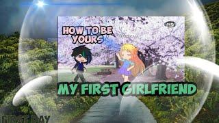 Ep8part3 | gf 1 Nice girl meet Jake  new style how to be close ? Gacha life| Gacha Club GLmm