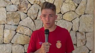 Brandon prepartido Mallorca  - Reus