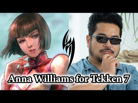 Anna Williams for Tekken 7 Petition
