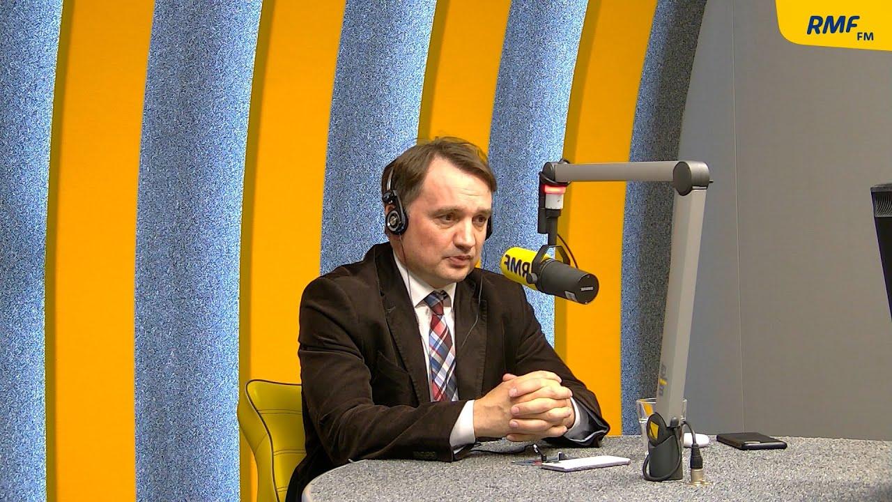 Ziobro o cyberataku na polskich urzędników: Musimy odrobić lekcję jako państwo