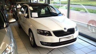 Skoda Octavia 2015 In Depth Review Interior Exterior