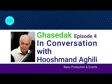 Ghasedak   Episode 4   In Conversation With Hooshmand Aghili