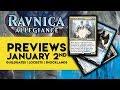 Shocklands, Guildgates, and More   Ravnica Allegiance Previews Januray 2nd