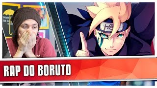 REACT Rap do Boruto | Tauz RapTributo 17