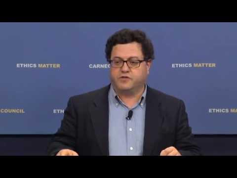 Arkady Ostrovsky: Russian Media & the War in Eastern Ukraine
