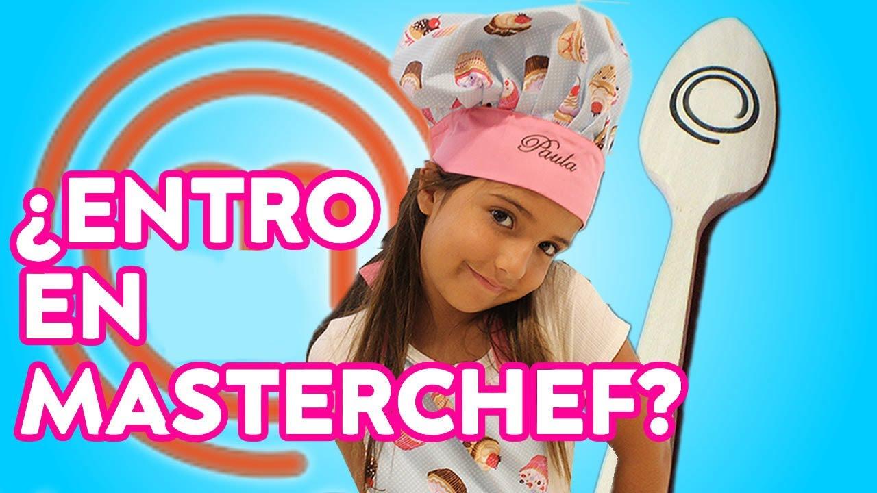 CASTING MASTERCHEF JUNIOR 8,¿ENTRO???