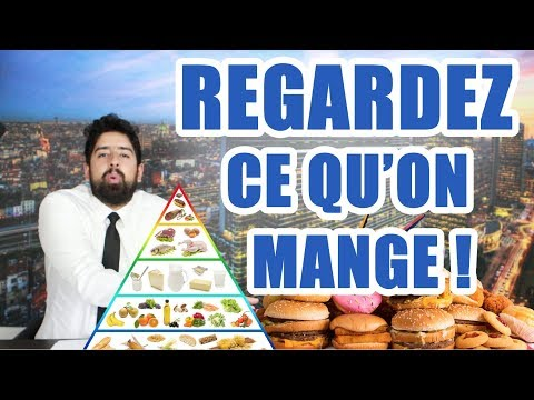 Download Youtube: REGARDEZ CE QU'ON MANGE !