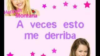The Climb -Hannah Montana (Miley Cyrus) En español