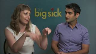 The Big Sick stars learn what 'pash' means and tell behind-the-scenes tales| Newshub