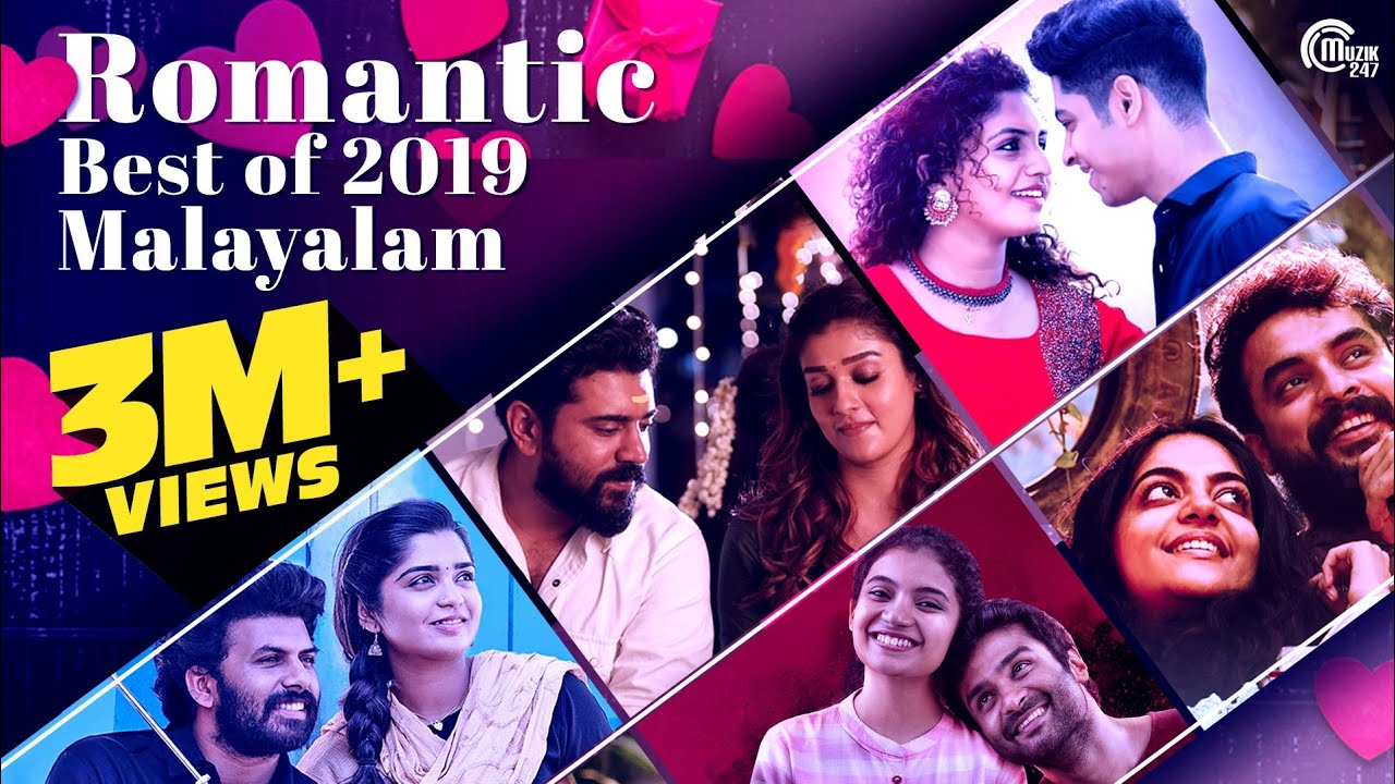 Download Best Romantic Malayalam Songs of 2019 | Best Love Songs 2019 |Non-Stop Malayalam Film Songs Playlist