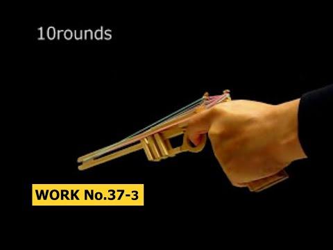 Semi Auto 20 Rounds Rubber Band Hand Gun Oggcraft Jp