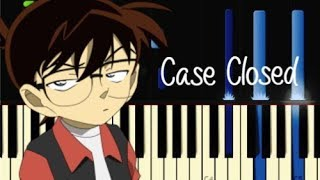 Detective Conan (CASE CLOSED) - Piano Tutorial [Synthesia]