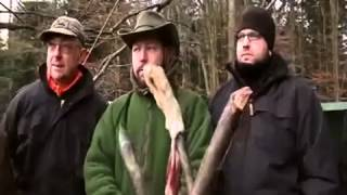 Selbstversuch im Survival - Camp - Wildnis total - Doku Teil 2