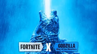 New FORTNITE x GODZILLA EVENT! GODZILLA CHALLENGES, REWARDS, & LTM (NEW FORTNITE EVENT)