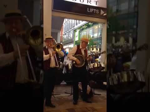 Jazz band in Manchester