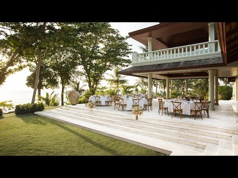 Private Events at Trisara's Oceanfront Residences
