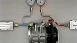 видео Как работает кондиционер в автомобиле