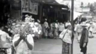 Jakarta, Indonesia- The City of Batavia, 1941- Tempo Doeloe