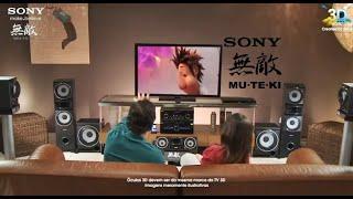 Comercial Sony Muteki HT DDW7600