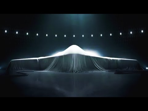 New U.S. stealth bomber shrouded in mystery