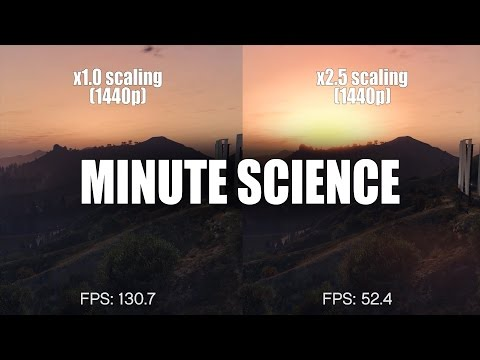 Frame Scaling: What Is It and Should You Use it?