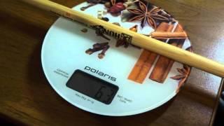 Обзор барабанных палочек HUN.