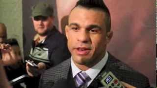 Vitor Belfort Talks Anderson Silva Injury and About Fighting Weidman