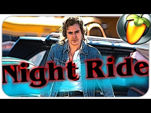 NIGHT RIDE – 80s Synthwave 2018 | Retro Electro Pop Music | Dark Space Wave 80er Synthpop (FREE)