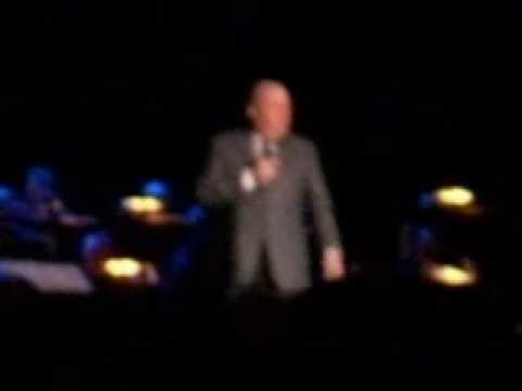 Frank Sinatra Jr. Sings Summer Wind And Talks About Strangers In The Night