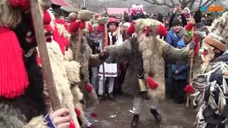 ,,Datini si Obiceiuri de Iarna la Balesti, comuna Cozmesti, Vaslui