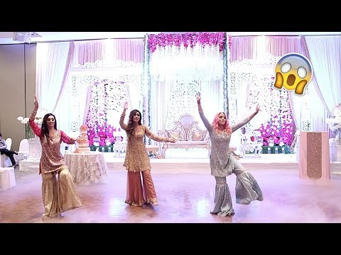 BOLLYWOOD WEDDING DANCE | GROOM SURPRISE DANCE | BODMONZAID